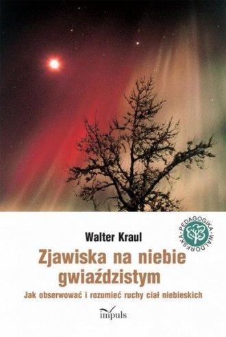 Zjawiska na niebie gwiaździstym. - okładka książki