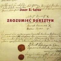 Zrozumieć Dursztyn - okładka książki