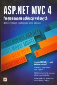 ASP.NET MVC 4. Programowanie aplikacji webowych - okładka książki