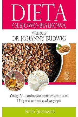 Dieta olejowo-białkowa według dr - okładka książki
