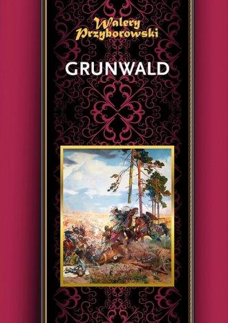 Grunwald - okładka książki