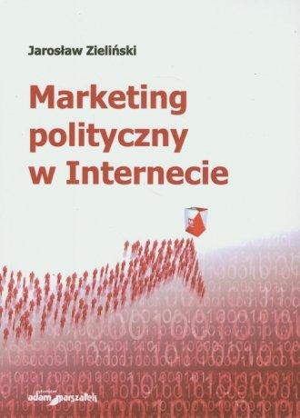 Marketing polityczny w Internecie - okładka książki