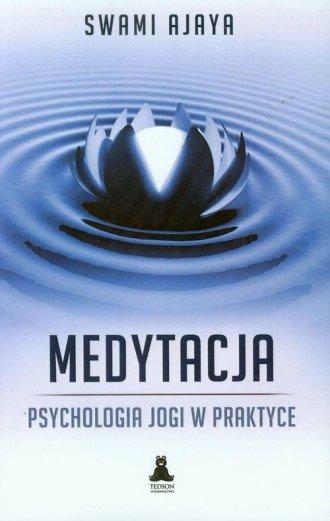 Medytacja. Psychologia jogi w praktyce - okładka książki
