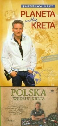 Planeta według Kreta / Polska według - okładka książki
