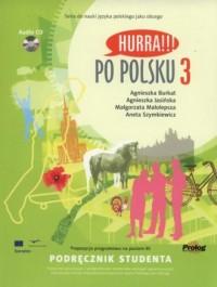 Po Polsku 3. Podręcznik studenta - okładka podręcznika