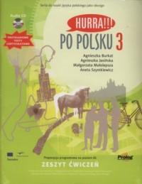 Po Polsku 3. Zeszyt ćwiczeń - okładka podręcznika