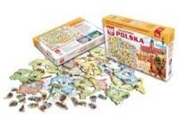 Polska (puzzle) - zdjęcie zabawki, gry
