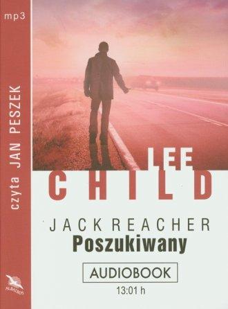 Poszukiwany. Czyta: Jan Peszek - pudełko audiobooku