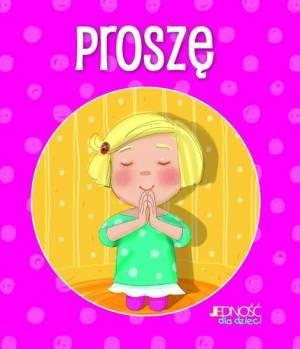 Proszę. Modlitwa dziecka - okładka książki