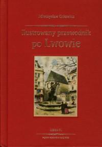 Przewodnik po Lwowie (z kolorowym - okładka książki