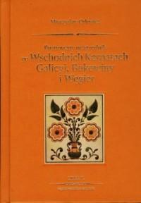 Przewodnik po Wschodnich Karpatach - okładka książki
