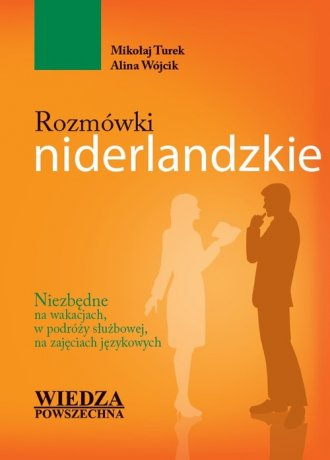 Rozmówki niderlandzkie - okładka książki