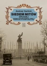 Siedem mitów Dugiej Rzeczypospolitej - okładka książki
