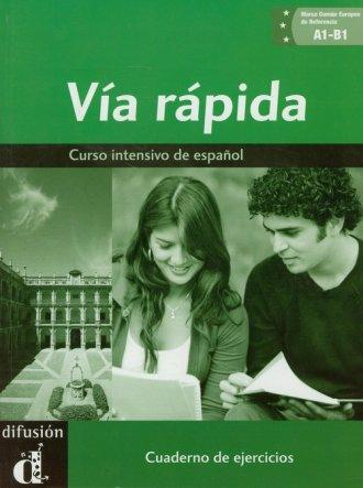 Via rapida Cuaderno de ejercicios - okładka podręcznika
