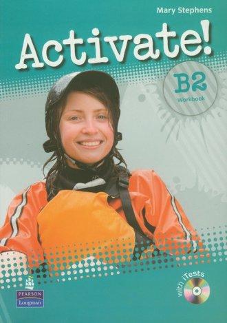 Activate! B2 Workbook + iTest (+ - okładka podręcznika