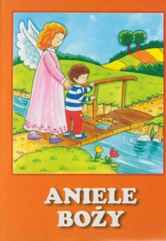 Aniele Boży - okładka książki