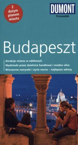 Budapeszt. Przewodnik z planem - okładka książki