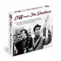 Cliff meets. The Shadows. 75 great recordings (CD audio) - okładka płyty