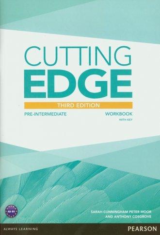Cutting Edge. Pre-Intermediate - okładka podręcznika