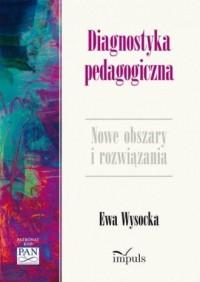 Diagnostyka pedagogiczna. Nowe - okładka książki