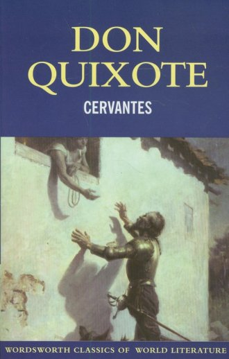 Don Quixote - okładka książki