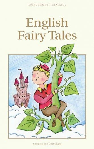 English Fairy Tales - okładka książki