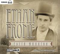 Ethan Frome - pudełko audiobooku