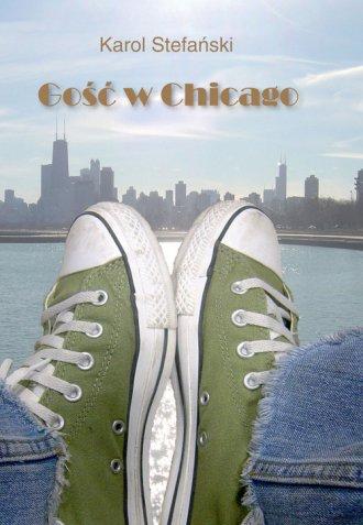 Gość w Chicago - okładka książki