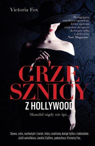 Grzesznicy z Hollywood - okładka książki