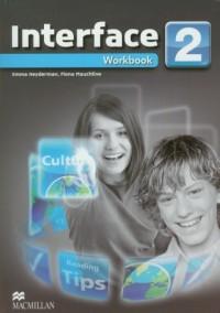 Interface 2. Workbook (+ CD). Język - okładka podręcznika