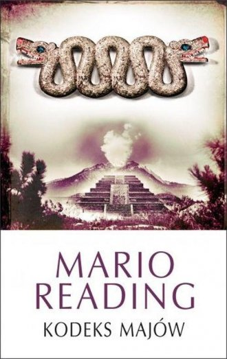 Kodeks Majów - okładka książki