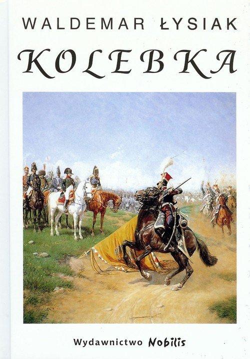 Kolebka - okładka książki