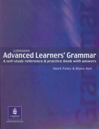 Longman Advanced Learners Grammar. A self-study reference and practice book with answers - okładka podręcznika