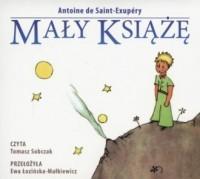 Mały Książę (CD mp3) - pudełko audiobooku