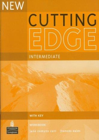 New Cutting Edge. Intermediate - okładka podręcznika