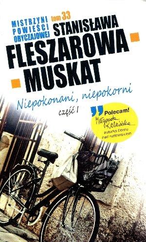 Niepokonani, niepokorni cz. 1. - okładka książki