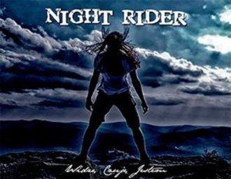 Night Rider. Widzę. Czuję. Jestem - okładka płyty