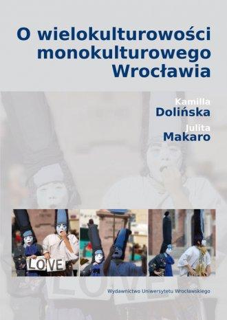 O wielokulturowości monokulturowego - okładka książki