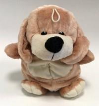 Pacynka Piesek (z głosem 22 cm) - zdjęcie zabawki, gry