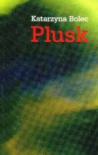 Plusk - okładka książki