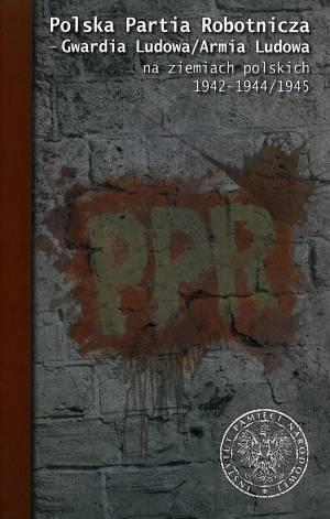 Polska Partia Robotnicza, Gwardia - okładka książki