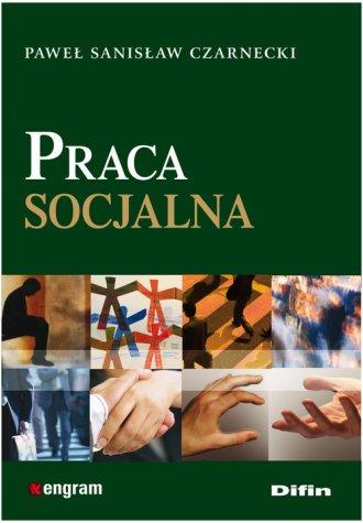 Praca socjalna - okładka książki