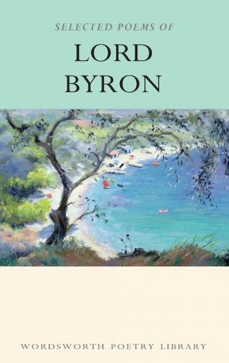 Selected Poems of Lord Byron - okładka książki