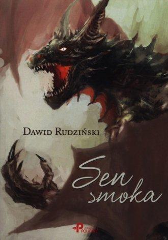 Sen smoka - okładka książki