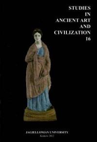 Studies in Ancient Art and Civilization 16/2012 - okładka książki