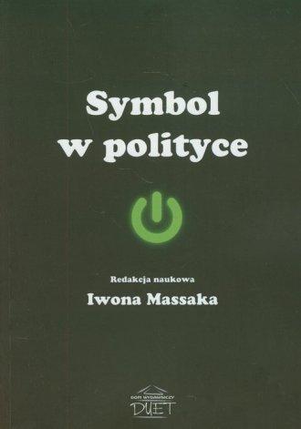 Symbol w polityce - okładka książki