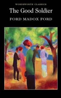 The Good Soldier - Ford Madox Ford - okładka książki
