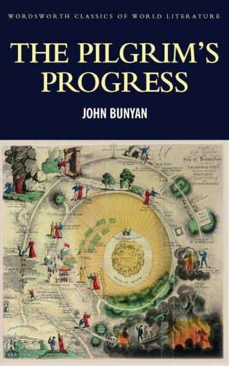 The Pilgrims Progress - okładka książki