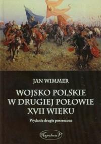 Wojsko Polskie w drugiej połowie XVII wieku - okładka książki
