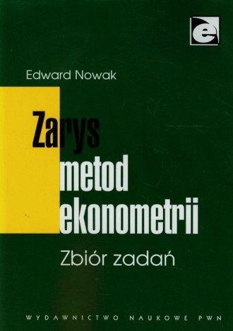 Zarys metod ekonometrii. Zbiór - okładka książki